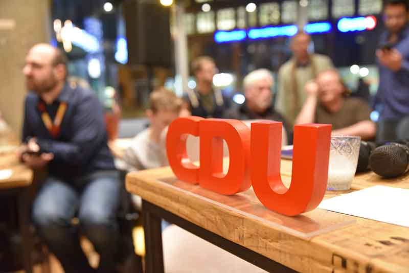 CDU Club Night im Woyton Bremen